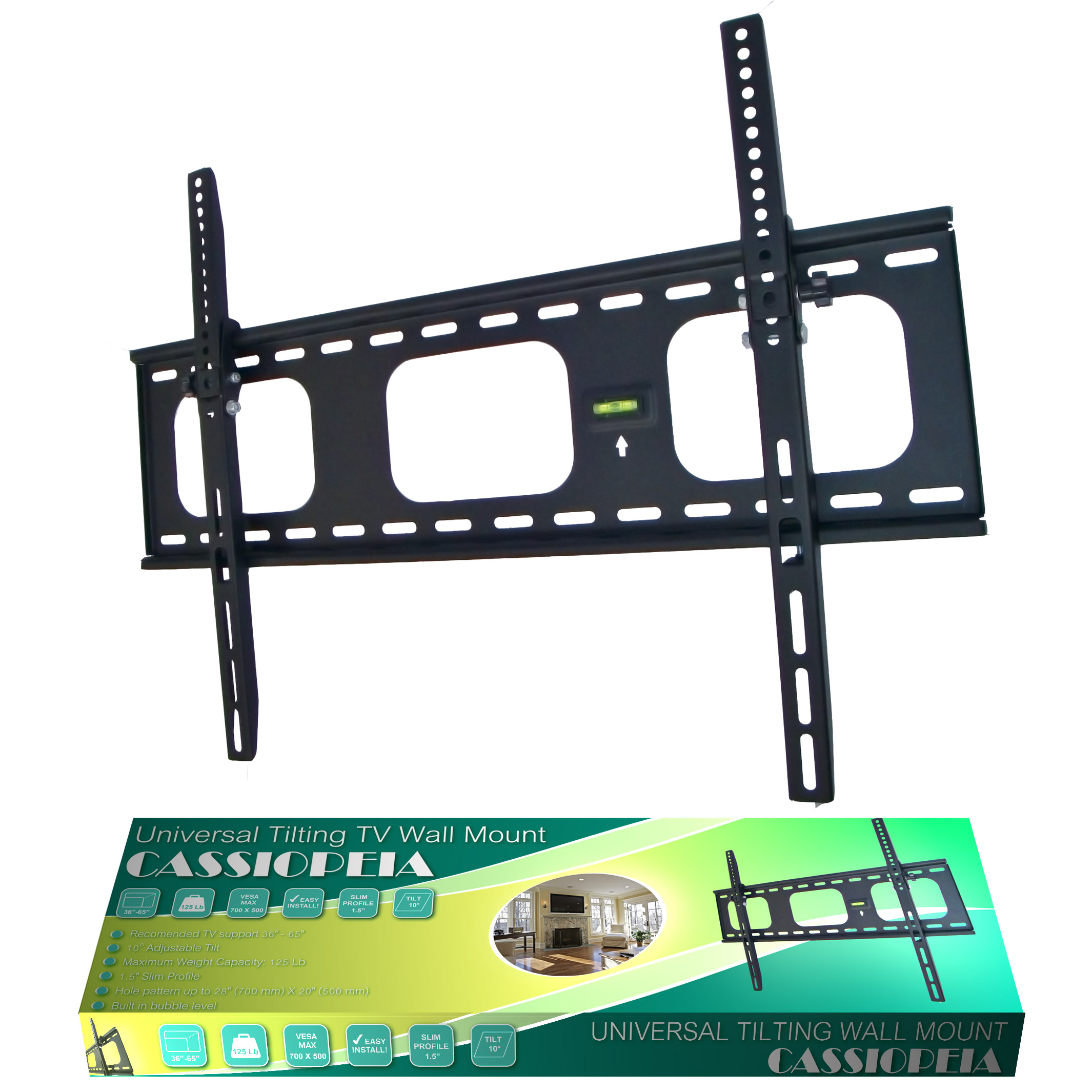 D-Mount Plasma LCD LED Flat Panel TV Tilting Tilt Wall Mount Bracket For 36 37 40 42 45 50 52 55 58 60 63 at Sears.com